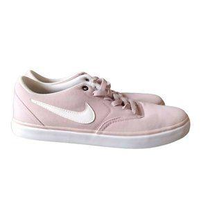 Nike SB Solarsoft Canvas Elemental Pink Size 9